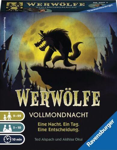 Ravensburger 26703 Werwölfe Vollmondnacht