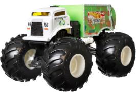Mattel GJG72 Hot Wheels Monster Trucks 1:24 Die-Cast Trash it all