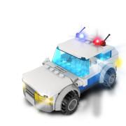 STAX HYBRID VEHICLES - Flashing Police Car