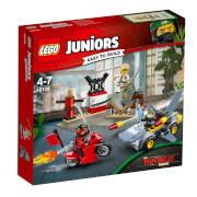 LEGO® Juniors 10739 Ninjago Haiangriff, 108 Teile