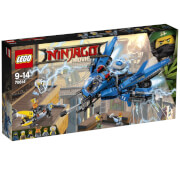 THE LEGO® NINJAGO® Movie - 70614 Jay's Jet-Blitz, 877 Teile