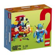 LEGO® 10402 Spaß in der Zukunkunft, 186 Teile, ab 5 Jahre