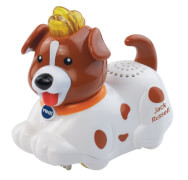 Vtech 80-188404 Tip Tap Baby Tiere - Jack Russell, ab 12 Monate - 5 Jahre, Kunststoff