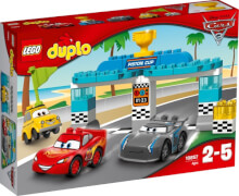 LEGO® DUPLO® 10857 CARS Piston-Cup-Rennen, 31 Teile