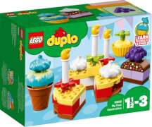 LEGO® DUPLO® 10862 Meine erste Geburtstagsfeier, 41 Teile, ab 18 Monate