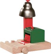 BRIO 33754004 Magn. Glockensignal, Holz und Kunststoff, ab 3 Jahren