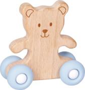 Schiebe-Teddy aus Holz  BabyGlück