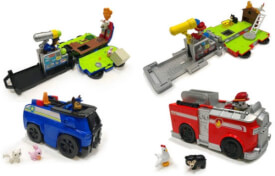 Spin Master Paw Patrol Roll n Rescue Vehicles