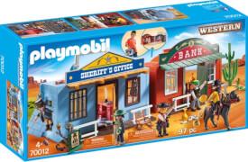 Playmobil 70012 Mitnehm-Westerncity