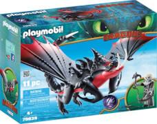 Playmobil 70039 Deathgripper mit Grimmel