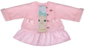 SCHILDKRÖT - 2 in 1 Kleid mit Jacke Kätzchen