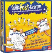 Stille Post Extrem, für 4-8 Spieler, ab 8 Jahren
