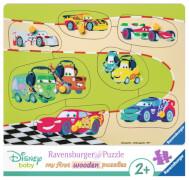 Ravensburger 036868 Puzzle: Die Cars Familie 10 Teile