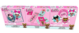 Spin Master L.O.L. Surprise 3 Pack Bundle