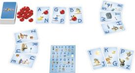 AMIGO 01901 Rabe Socke - Buchstabensuche