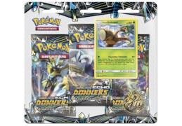 Pokémon Sonne & Mond 08 Echo des Donners 3-Pack Blister