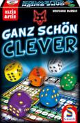 Schmidt Spiele 49340 Ganz schön clever, 1 bis 4 Spieler, ab 8 Jahre