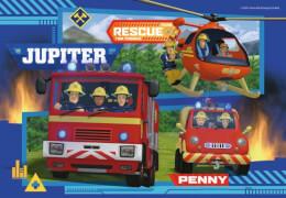 Ravensburger 78264 Puzzle Feuerwehrmann Sam: Wasser marsch mit Sam, 2x24 Teile