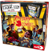 Simba Noris  Escape Room Dawn of the Zombies Erweiterung