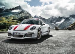 Ravensburger 198979 Puzzle: Porsche 911R 1000 Teile