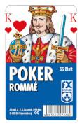 Ravensburger 270682 Poker französisches Bild, Kartenspiel