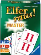 Ravensburger 207565  Elfer raus! Master, Familienspiel