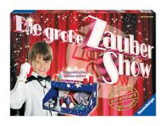 Ravensburger 219407 Die große Zaubershow, Gesellschaftsspiel
