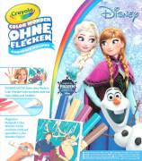 Crayola Disney Frozen - Die Eiskönigin Color Wonder Malbuch, ab 3 Jahren, 18 Seiten