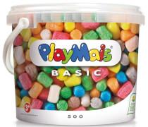 PlayMais Basic 500 (kleiner Eimer)