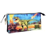 Depesche 10449 Dino World Schlampertasche