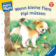 Ravensburger 40773  ministeps® - Wenn kleine Tiere Pipi müssen