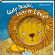 Gute Nacht, kleiner Löwe!, Pappbilderbuch, 18 Seiten, ab 2 Jahren