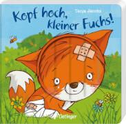 Kopf hoch, kleiner Fuchs!