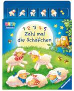 Ravensburger 24001 1, 2, 3, 4, 5 - Zähl mal die Schäfchen