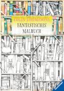 Ravensburger 26456 Fantastisches Malbuch