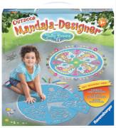 Ravensburger 297641 Outdoor Mandala Designer: Fairy Dreams