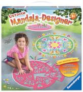 Ravensburger 297634 Outdoor Mandala Designer: Flowers & Butterfly