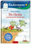 Büchersterne: Die Olchis und die große Mutprobe, Gebundenes Buch, 64 Seiten, ab 7 Jahren