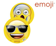 Happy People emoji® Buntball 9 cool-geschockt