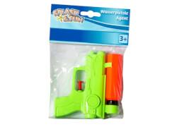 Splash & Fun Wasserpistole Agent 74 ml, ca. 11,5x11x2,3 cm, ab 3 Jahren