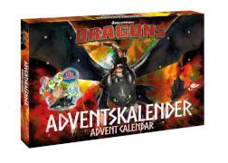 Drachen zähmen leicht gemacht / Dragons Adventskalender