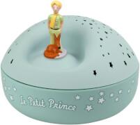 Nacht Licht - Kleiner Prinz© Sternen Projektor mit Musik - 12 cm - Batterien enthalten